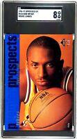 1996-97 Upper Deck SP ROOKIE JUMBOS #134 Kobe Bryant RC SGC 8 RARE *READ*🔥🔥📈