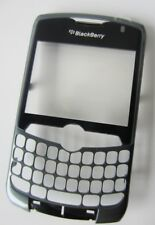 NEW OEM Authentic Blackberry Curve 8320 8330 Grey Front Screen Housing Faceplate