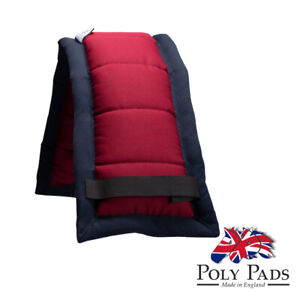 GENUINE PolyPad Driving Roller Pad Pony Horse Cob Size Harness Carriage