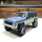 Classic Jeep Cherokee XJ Hard Body (313mm) w/ FREE Metal Emblem (2021 Version)