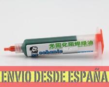 GERINJA MASCARA PROTECTORA PCB VERDE MECHANIC LY-UVH900 (10CC )