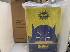 NEW HOT TOYS 1966 Classic TV Series Batman Adam West 12 inch Figure WITH BOXES.