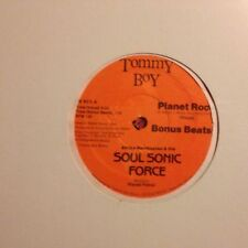AFRIKA BAMBAATAA & THE SOUL SONIC FORCE • PLANET rock • Vinile 12 Mix •TOMMY BOY