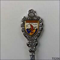 Ballina Surfing Prawn Souvenir Spoon Teaspoon (T206)