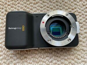 Blackmagic Pocket Cinema Camera 1080p Classic Used Good Condition