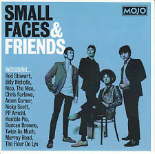 MOJO Small Faces & Friends 15-track CD Nico PP Arnold Murray Head Rod Stewart