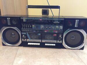 Radio Boombox Lasonic L30 Vintage 1985 Ghetto Blaster