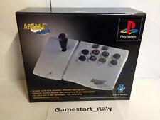 ARCADE STICK - PS1 PSX PLAYSTATION 1 - NUOVO NEW MAI USATO UFFICIALE SONY