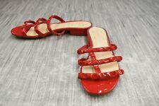 **Jessica Simpson Caira Slide Sandal, Women's Size 8.5M, Red