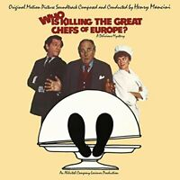 Mancini Henry - Who Is Killing the Great Chefs [CD]