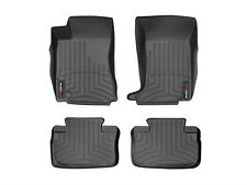 WeatherTech FloorLiner for Cadillac CTS w/ AWD - 2010-2014 - Black