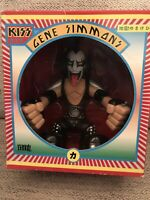 KISS Gene Simmons 2002 Grunts Figure New