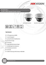 Hikvision Original English Ds-2Cd1141-I 4Mp Ip Poe Network Dome Camera 6mm lens