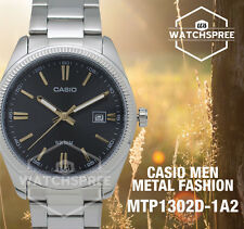 Casio Classic Series Men's Analog Watch MTP1302D-1A2