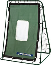 Target and Rebound Trainer Pitching and Fielding Practice Net Train 2-in-1