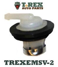 Jeep CJ 20 gal. & YJ 20 gallon plastic fuel tank emission grommet and valve
