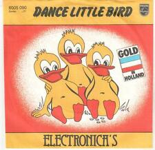 "<3239-20> 7"" Single: Electronica's - Dance Little Bird"