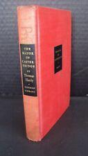 The Mayor of Casterbridge - Thomas Hardy - Modern Library, 1950
