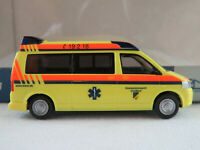 "Rietze 52695 AMBULANZ MOBILE Hornis M VW T5.2 (2011) ""KTOW"" 1:87/H0"