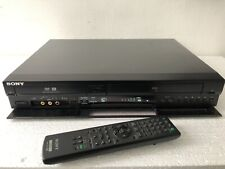 Sony RDR-VX450 DVD RECORDER & VCR VHS VIDEO RECORDER COMBI, HDMI, VHS TO DVD