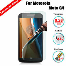 9H Clear Tempered Glass Screen Protector Protective Film Guard For Motorola Moto