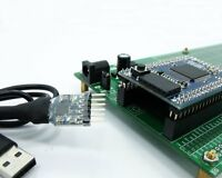 Double Side Prototype PCB Breadboard DIY 4.096V Reference Mega2560 Core UC 2102