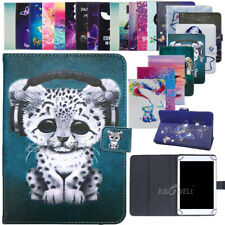 Universal Case For Apple iPad Tablet 7.9 9.7 10.1 10.5 inch Pattern Stand Cover