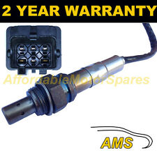 FRONT 5 WIRE WIDEBAND OXYGEN LAMBDA SENSOR FOR VOLVO C70 CABRIOLET 2.3 T5 99-05