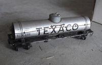 Vintage HO Scale Metal Texaco Tank Car TCX 200
