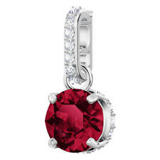"""Persona Sterling Silver /""""Cubic Zirconia Row/"""" Bead Charm H11321PZ"""