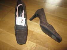 Marks and Spencer Suede Court Casual Shoes for Women
