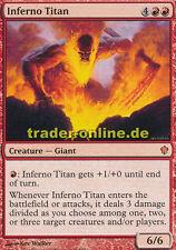 Inferno TITANIO (Inferno-Titan) COMMANDER Magic 2013