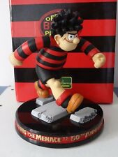 ROBERT HARROP DLE50 DENNIS THE MENACE 50TH ANNIVERSARY 1951-2001 LTD EDT 2000