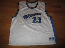 Champion MICHAEL JORDAN No. 23 WASHINGTON WIZARDS (Size 44) Jersey