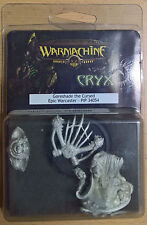 Warmachine - Cryx - Goreshade the Cursed Epic Warcaster PIP 34054