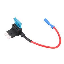 e 1/fusibile estrattore ACU medio Piggy della lama Portafusibile con cablaggio Pack 4/add-a-circuito fusibile Tap 6/pz fusibile standard 3/A standard 12/V 24/V 5/a 7.5/A 10/A 15/A 20/A