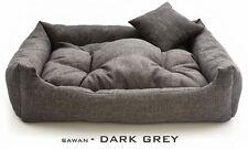 Luxury Suave Cómodo Cama perro Gato Mascota Cálido Sofá-cama Cojín Extra grande