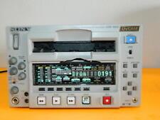 SONY DSR-1500 DVCAM DVR EDITING DECK DRUM-191 TAPE-183 THREAD-587 PARTS/REPAIR