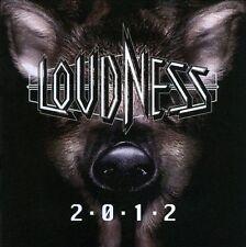 2.0.1.2 by Loudness (CD, 2012, 2 Discs, Tokuma Records)