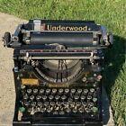 Vintage+Antique+Vintage+Manual+Underwood+Typewriter+1930%27s-1940%27s+No+5+