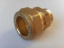 "Precisamente unión roscada AG 1/2"" flachdichtend x 18mm aro wellrohr dn12 solar"