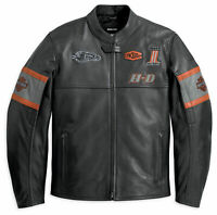 Motorcycle Motorbike Mens Harley Davidson Screaming Eagle Cowhide Leather Jacket