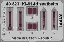 Eduard 1/48 KAWASAKI ki-61-id HIEN cinturones ACERO #49823