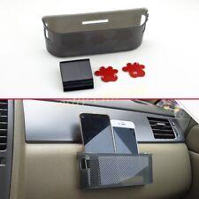Fahrzeug Auto Armaturenbrett Zubehör Lagerung Handyhalter Dose Organizer Tasche