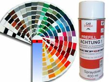 1 Spraydose 400ml Basislack Wunschfarbe Metallic UNI Autolack Tuning Lackpoint !