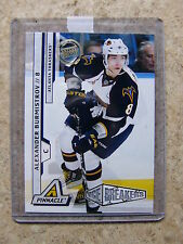 10-11 Panini Pinnacle Ice Breakers ALEXANDER BURMISTROV Artist Proof SP #207