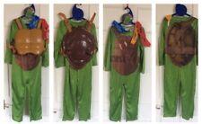 Teenage Mutant Ninja Guscio Di Tartaruga Da Combattimento Eroi Rigida & Costume Età 5-6 Y