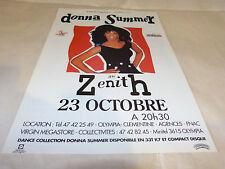 DONNA SUMMER - Publicité de magazine / Advert !!! ZENITH !!!