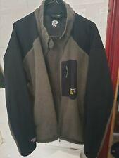 Mountain hardwear nemises jacket xl grey and black