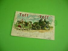 406KA2 Postkarte um 1903 Hamburg - Cognac: Töff Töff, Deutsches Reich Germania 5